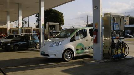 Nissan parie sur une pile à combustible au bio-éthanol