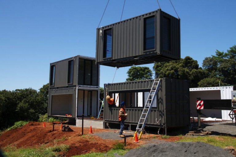 faire construire une maison en container une tendance. Black Bedroom Furniture Sets. Home Design Ideas